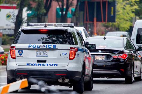 Evanston police denied federal grant for body cameras