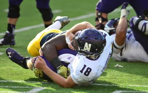Football: Wildcats collapse against Wolverines, fall 38-0 in conference road opener