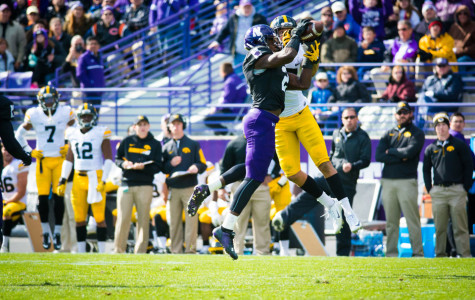 Captured: Wildcats fall in second blowout loss to Iowa