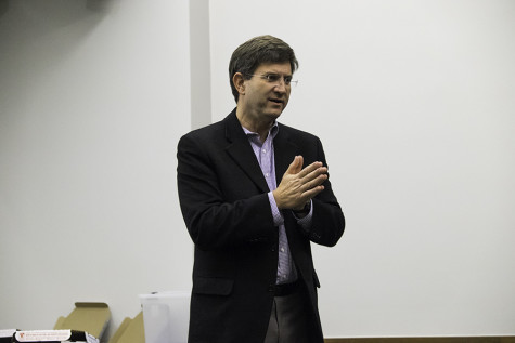 Ex-Congressman Brad Schneider swings back to NU as speaker