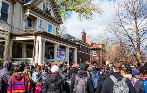 Northwestern student activists release list of demands for racial inclusivity