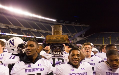 Captured: Northwestern beats Illinois at Soldier Field for 10th win