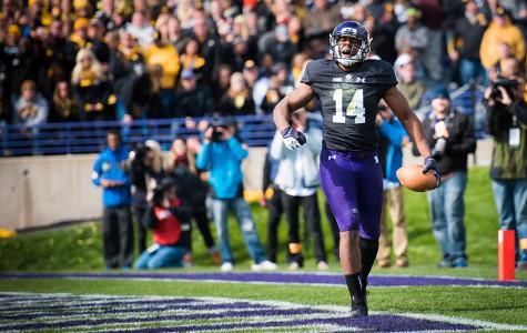 Football: Christian Jones overcomes adversity to close out impressive Northwestern career