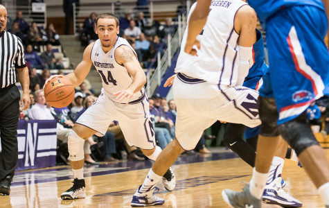 Men's Basketball: North Carolina uses second half to pull away from the Wildcats