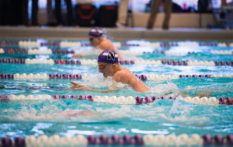 Men's Swimming: Northwestern displays improvement despite third place finish at TYR