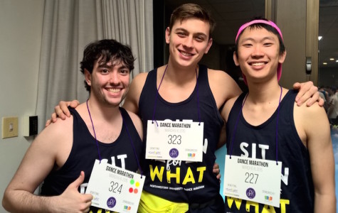 Zachary Elvove, son of Northwestern DM founder, poised to join 120 hour club
