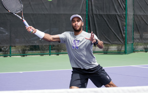 Men's Tennis: Northwestern looking to stay consistent against tough teams