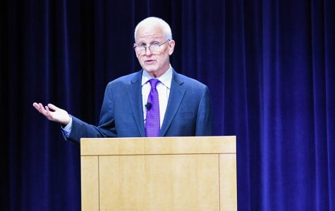 Schapiro addresses student activism at 'Conversations with the President'