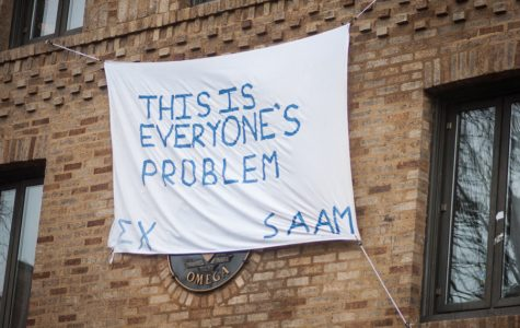 Following banner controversy, Interfraternity Council plans to implement four-year sexual assault education program