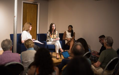 Activists discuss gun violence regulation bill during panel