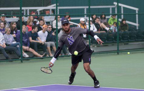 Men's Tennis: Wildcats' 'Big Three' prepare for NCAA singles tournament