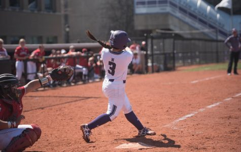Softball: Northwestern's brief tournament run ends in close contest against Oklahoma State