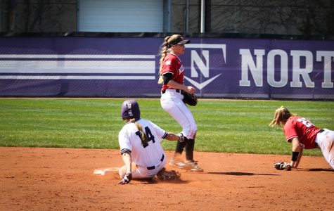 Softball: Wildcats looking for statement win against in-state rival DePaul
