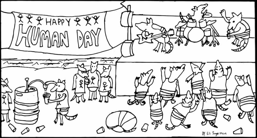 editedCARTOON HUMAN DAY