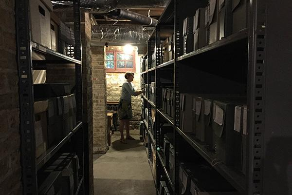 Charles Dawes biography, set to release in August, will use information from Evanston Archivist's basement archive