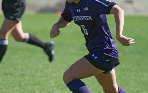 Women's Soccer: Pair of late goals keep Northwestern perfect against crosstown rival DePaul