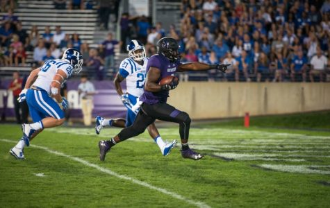 Football: Northwestern shakes off poor start, defeats Duke for first win
