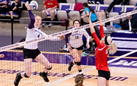 Volleyball: Northwestern looking to earn first Big Ten victory at Ohio State