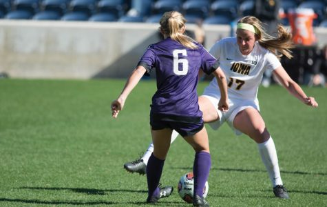 Women's Soccer: Wildcats ready for tough road battle at Ohio State
