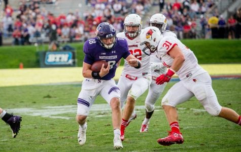 Football: FCS team Illinois State stuns sputtering Northwestern with last-second field goal