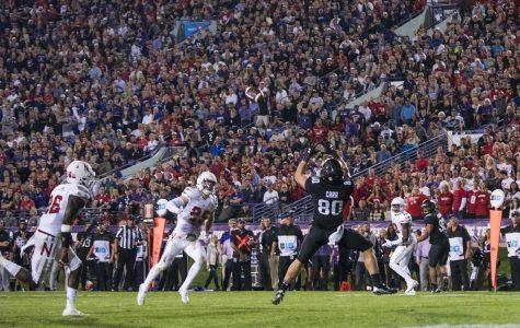 Football: Austin Carr shines in spite of rough start for Northwestern