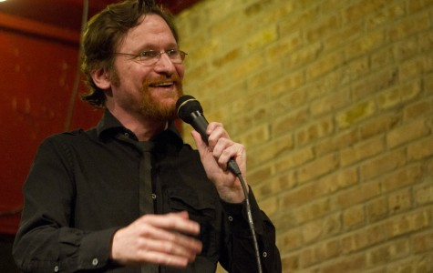 Stand-up comedians welcome students back to campus
