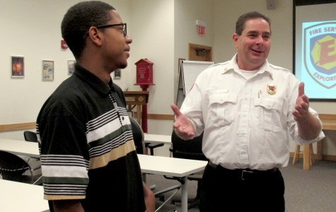 Evanston Explorer program to provide students insight into fire service careers