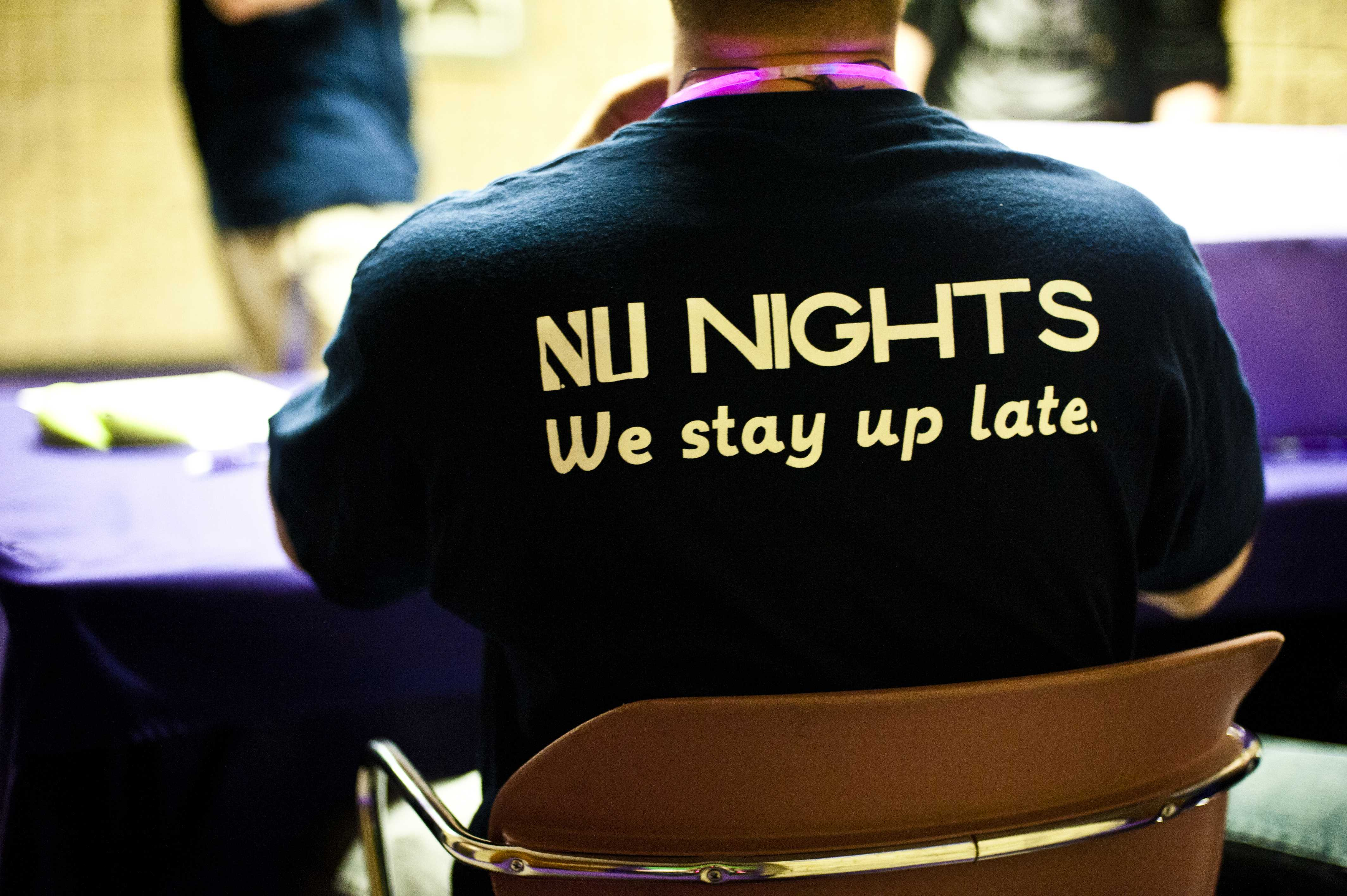 NU Nights hosts late-night programming at Northwestern with the goal of providing a greater sense of community on campus