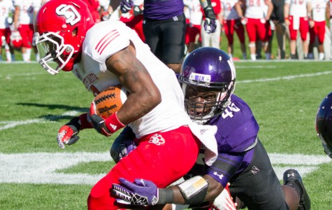 Updated: Football: Despite big win, Northwestern still has room for improvement