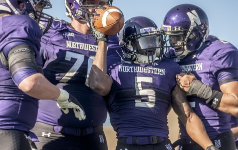 Northwestern crushes South Dakota for fourth straight win