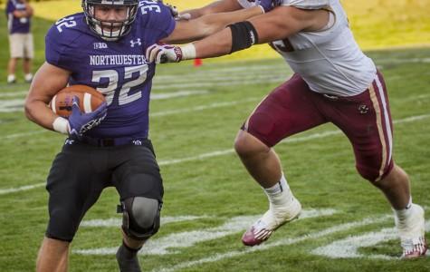 Football: Northwestern unfazed as Big Ten play looms