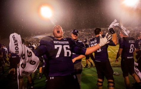 Football: Wildcat defenders buoy clumsy offense to defeat Vanderbilt