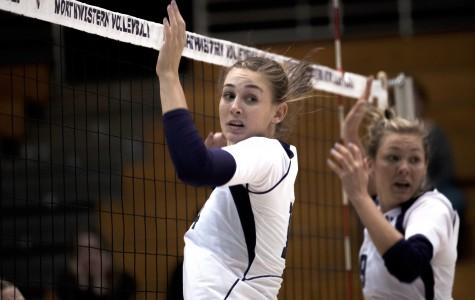 Women's Volleyball: Wildcats' win streak ends at 11