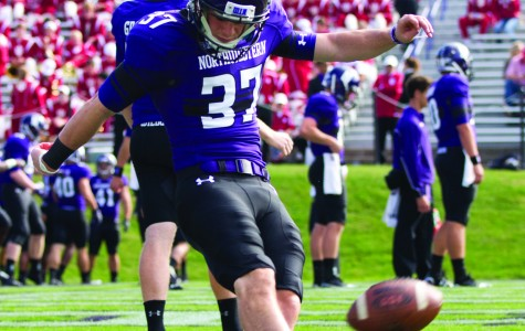 Budzien is more than 'just the kicker'