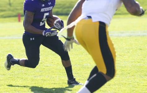 Football: Breaking down Northwestern's success on ground