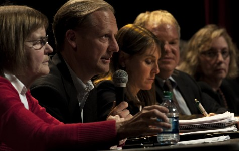 State-level candidates debate in Evanston forum