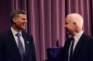 White House economic adviser speaks at Northwestern