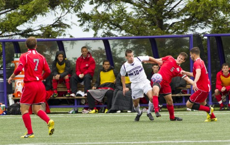 Men's Soccer: Wildcats dominate rival Loyola Chicago to retain momentum