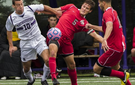 Men's Soccer: With Penn State looming, Northwestern looks to remain atop the Big Ten