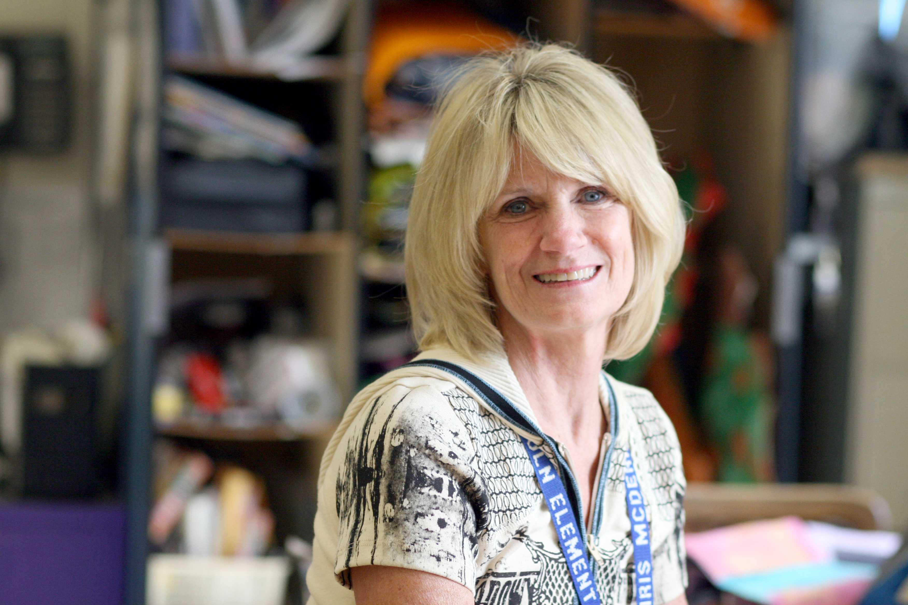 Former Lincoln Elementary School Principal Chris McDermott suddenly announced plans to retire in October, just weeks into her 11th year as principal. Days after the announcement, Evanston-Skokie District 65 appointed an interim principal who will serve until the position is permanently filled.