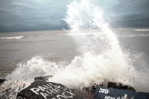 Superstorm Sandy affects Northwestern students, families