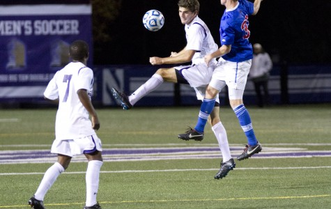 Men's Soccer: Cats hope to recreate October magic