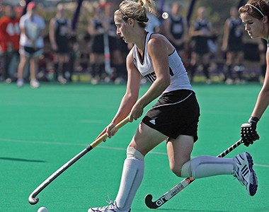 After coming over from Australia four years ago, Chelsea Armstrong has become one of the best players in Northwestern history. Already the all-time leader for the program in goals scored, Armstrong hopes to lead the Wildcats to their first NCAA Championship.