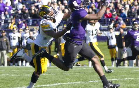 Northwestern bounces back from Nebraska loss, drops Iowa