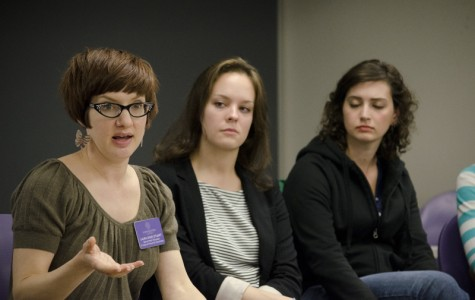 Amherst account spurs discussion of sexual assault at Northwestern