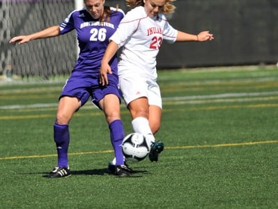 Women's Soccer: Wildcats still searching for first Big Ten win