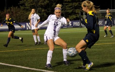 Women's Soccer: Northwestern stuns Illinois with last-second magic