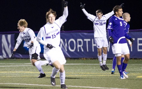Photo gallery: Men's Soccer: Northwestern vs. Western Illinois