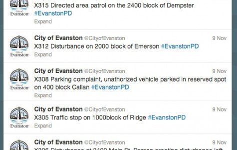 Evanston Police participate in second annual 'tweet-along' of 911 calls