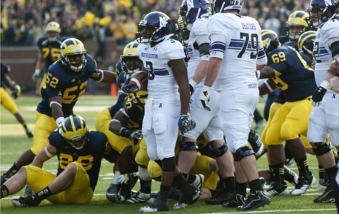 Wildcats let upset slip through fingers against Wolverines